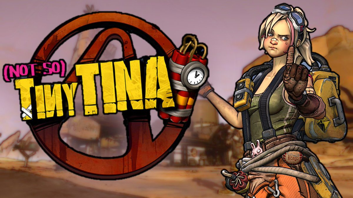 Ashly Burch Coming Back as Tiny Tina in Borderlands 3 -